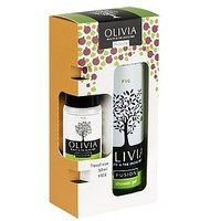 Olivia Fusion Shower Gel 300ml & GRATIS Body Lotion Pomegranate 50ml